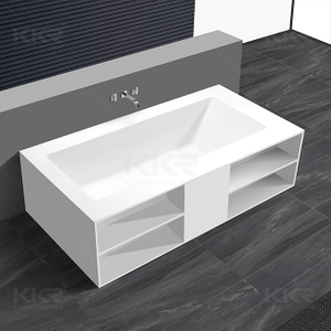 Solid Surface Bathtub Bath KKR-B069