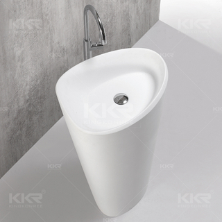 Lavabo irregular independiente de manos KKR-1596